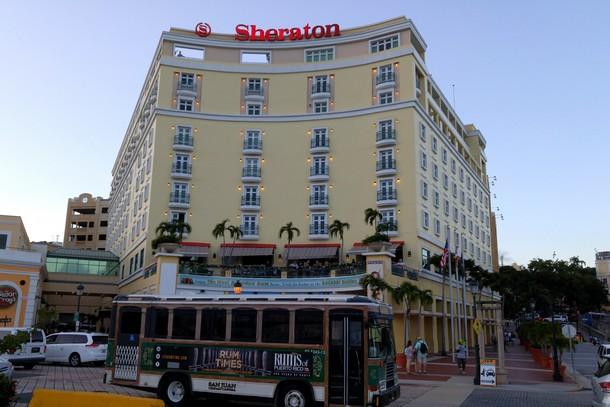 Sheraton Old San Juan Hotel, Puerto Rico
