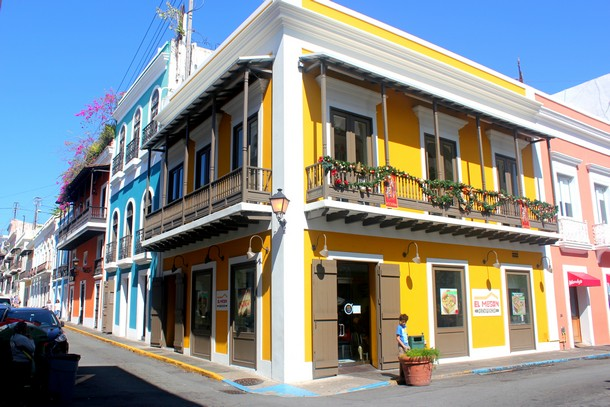 The Colourful Streets Of Old San Juan Puerto Rico Traveling Canucks
