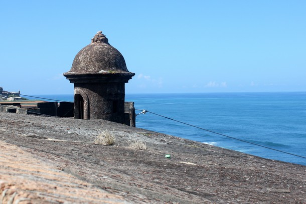 Fort, San Juan, Puerto Rico