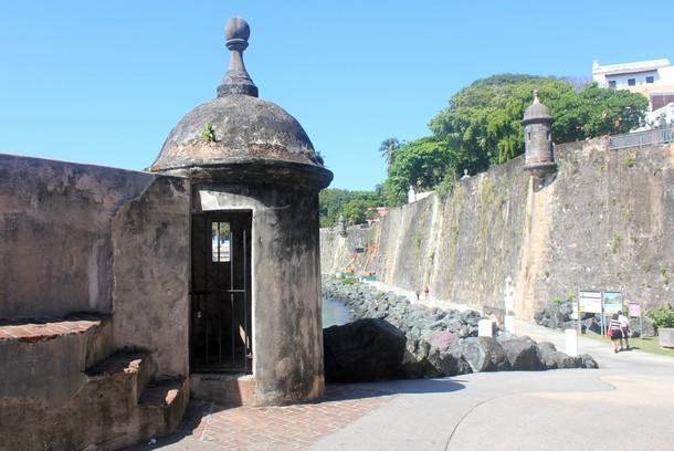 Fort San Juan Puerto Rico