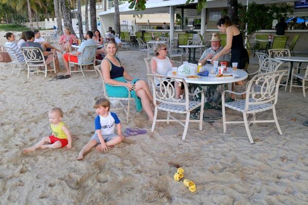 Isla Verde Beach, San Juan, Puerto Rico