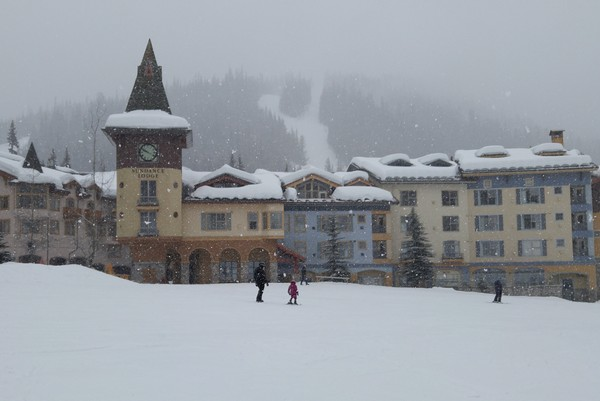 Sun Peaks Resort, British Columbia