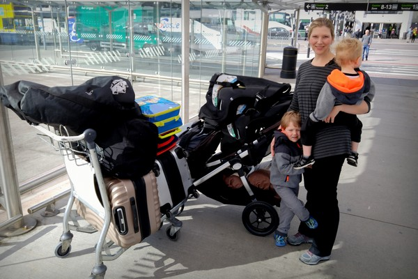 Quick tips to move your family swiftly through airport security