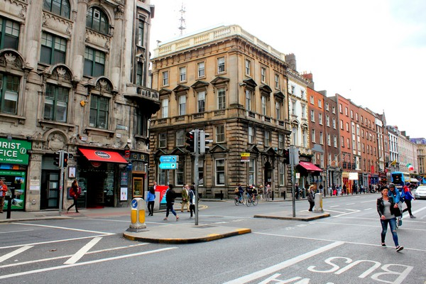 Streets of Dublin, Ireland