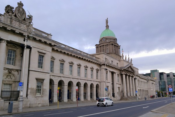 Custom House, Dublin, Ireland