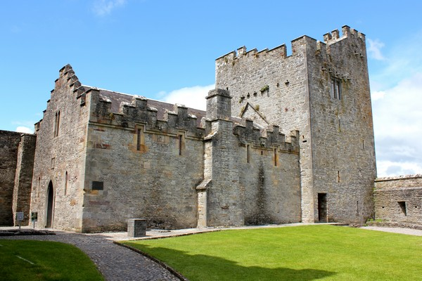 Ireland Road Trip, Cahir Castle