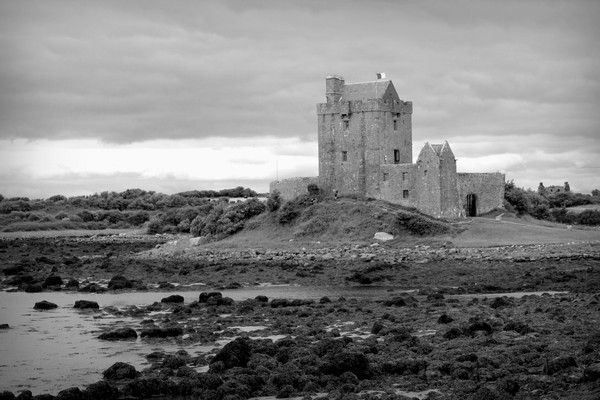 Ireland Road Trip, Dunguaire Castle, County Galway