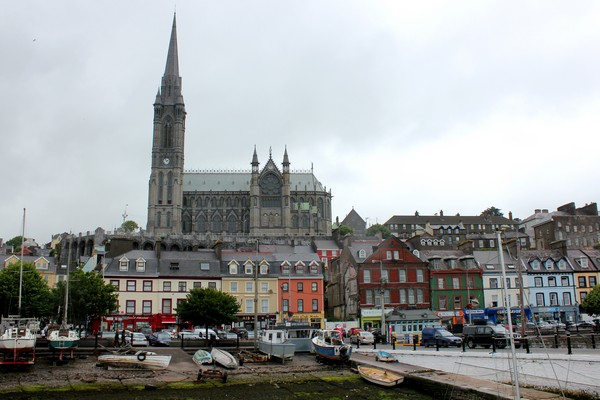 Ireland Road Trip, Cobh, County Cork