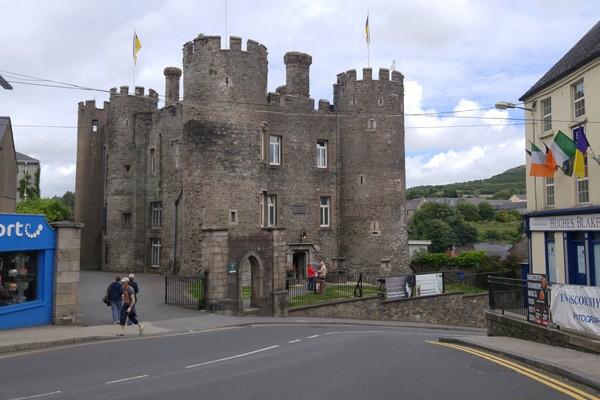 Ireland Road Trip, Enniscorthy Castle