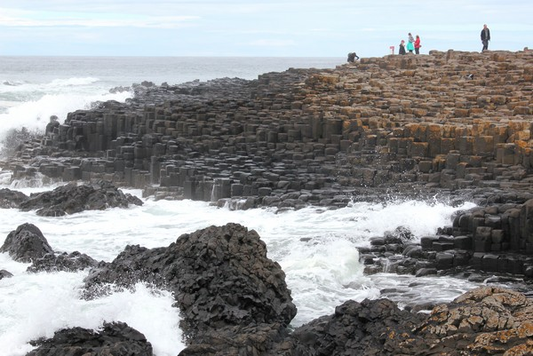 Ireland Road Trip, Giant's Causeway, Northern Ireland