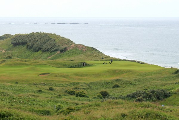 Ireland Road Trip, Royal Golf Club, Portrush, Northern Ireland