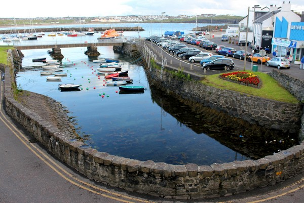 Ireland Road Trip, Portrush, Northern Ireland