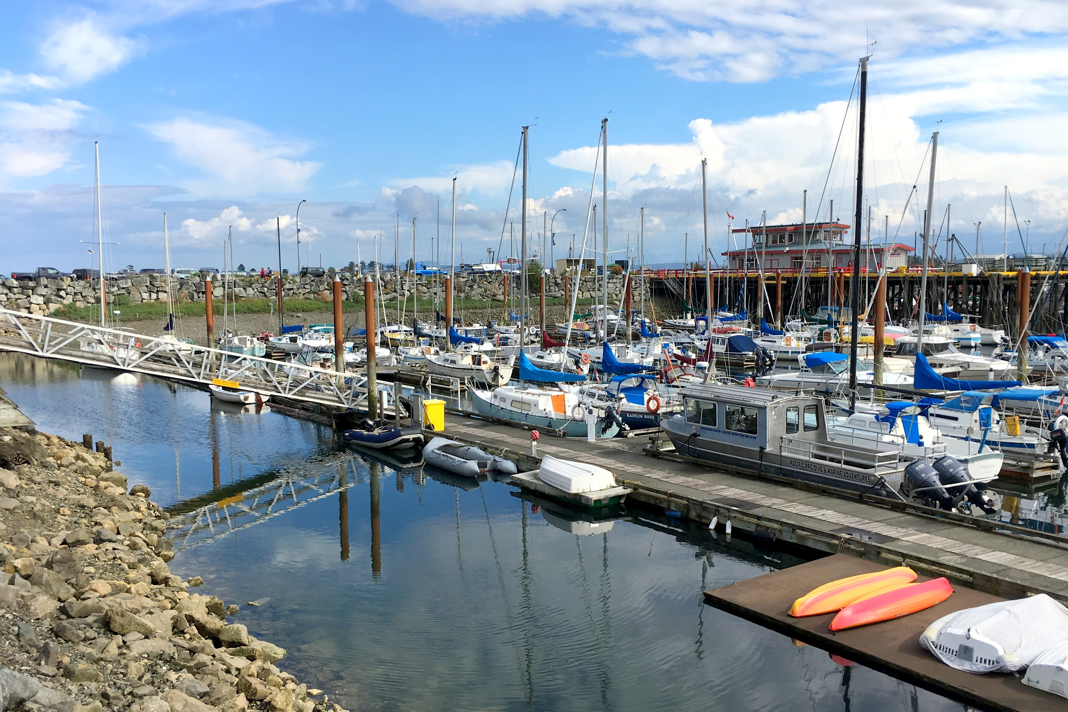 #ExploreBCbyBus – A family getaway to the Comox Valley on Vancouver Island