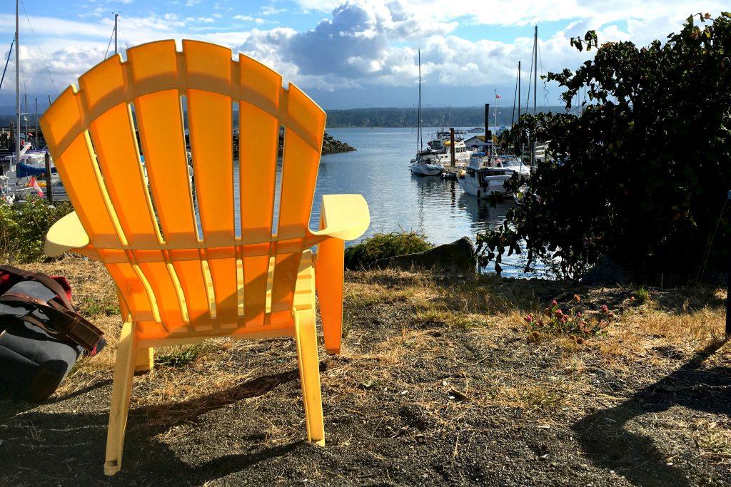 Comox Harbour, Comox Valley, British Columbia, #ExploreBCbyBus