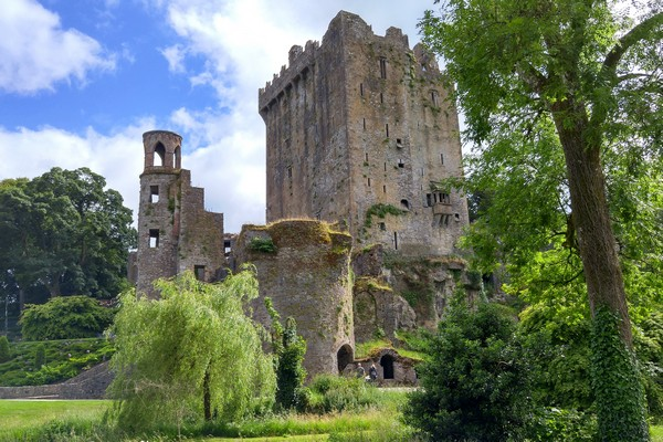 Ireland Road Trip, Blarney Castle, County Cork