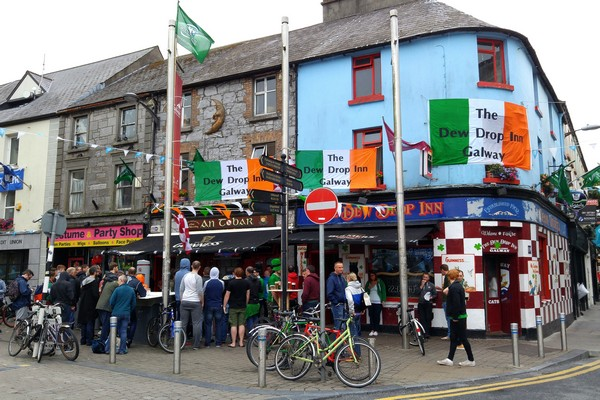 Ireland Road Trip, Galway City, County Galway