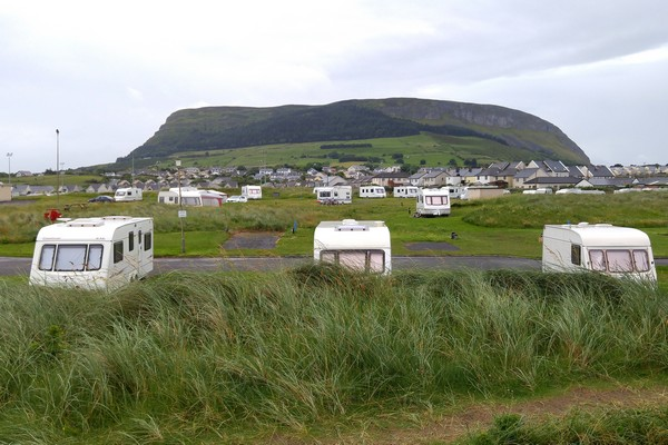 Ireland Road Trip, Strandhill, County Sligo