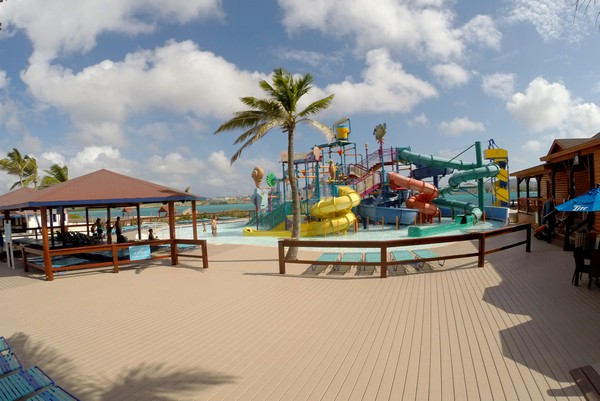De Palm Island, Aruba, Caribbean