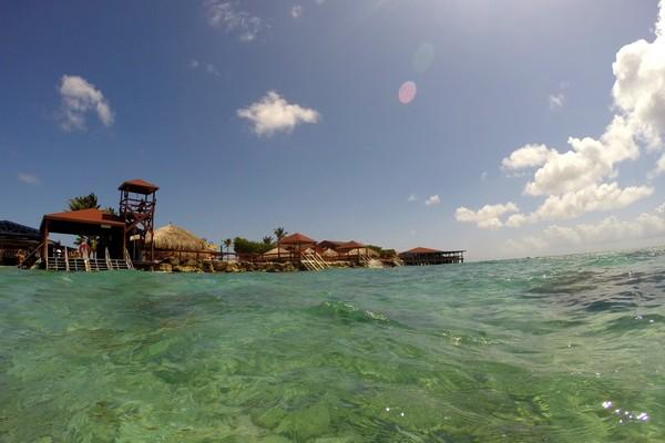 De Palm Island, Aruba, Caribbean, Snorkeling, Beach