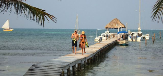 15 Photos that will inspire you to travel to Belize Today we have beach on the brain. It's still cold, grey and rainy here in...
