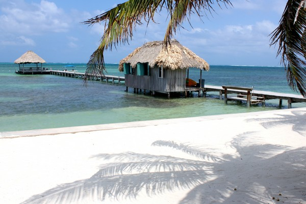 Travel to Belize, Ambegris Caye