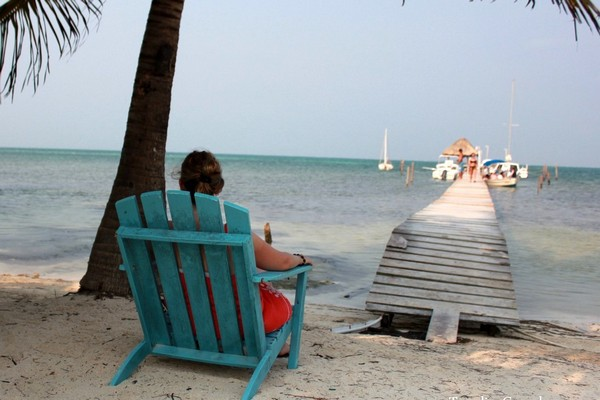 Travel to Belize, Caye Caulker