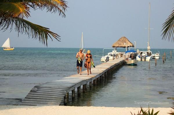 Travel to Belize, Caye Caulker