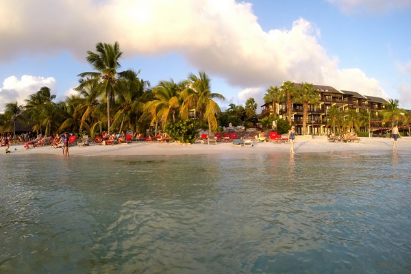 Lions Dive and Beach Resort in Curacao, Caribbean