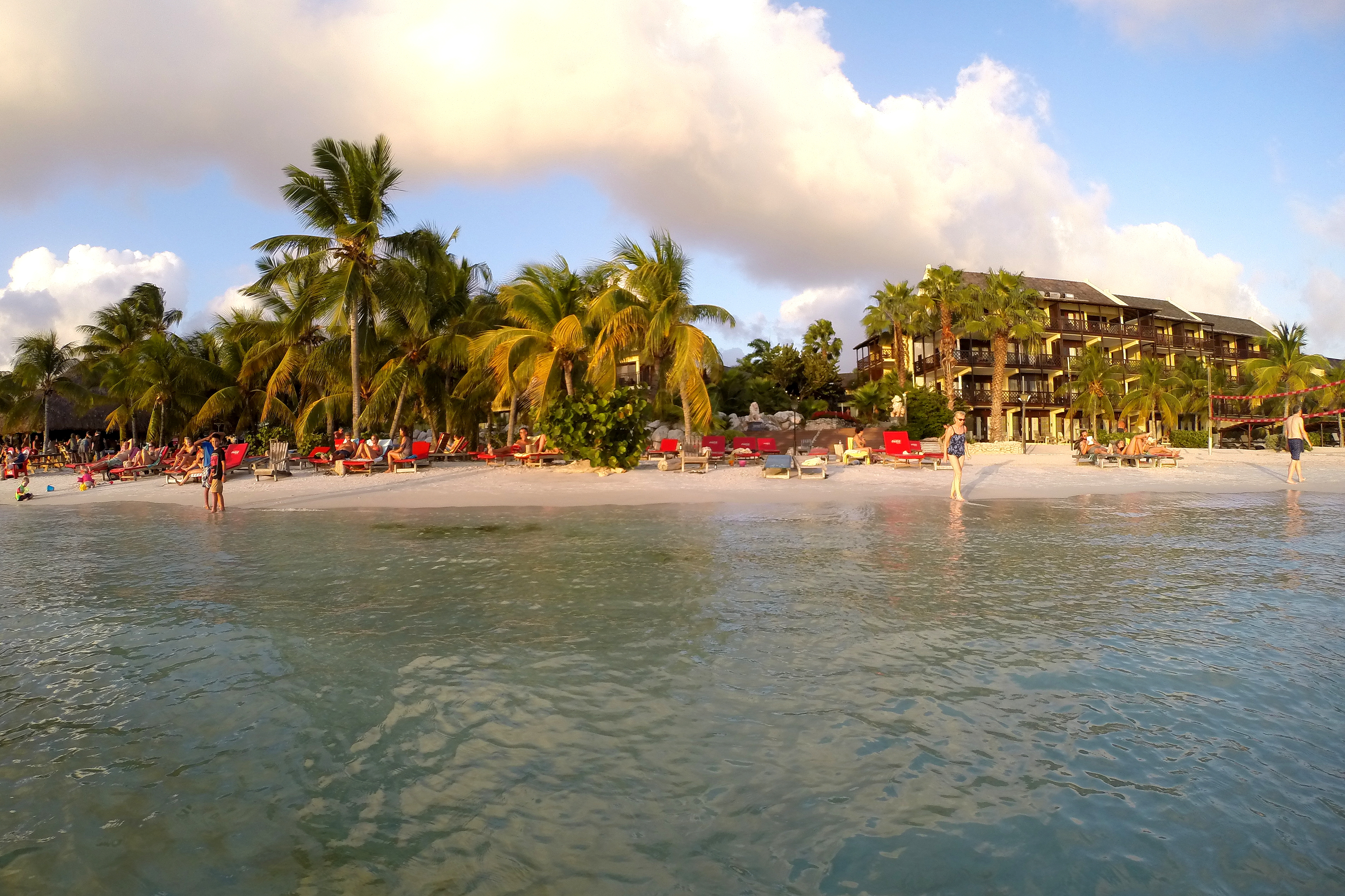 Our experience at the Lions Dive & Beach Resort, Curacao