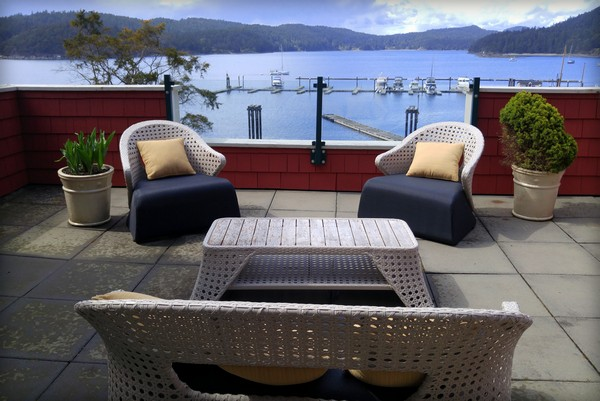 Poets Cove Resort, South Pender Island, Gulf Islands, British Columbia, Canada