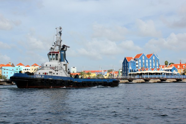 Willemstad, Curacao, Dutch Caribbean