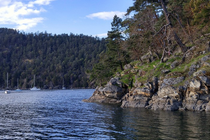 Gulf islands Day trips from Vancouver