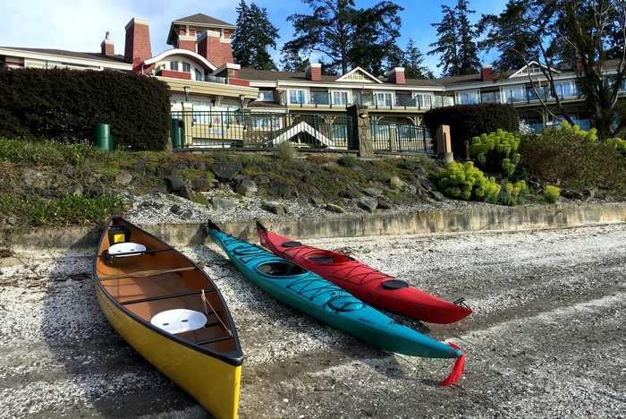 Poets Cove Resort, South Pender Island, British Columbia, Canada