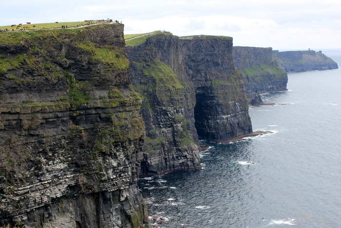 Cliffs of Moher, Ireland road trip, Family travel