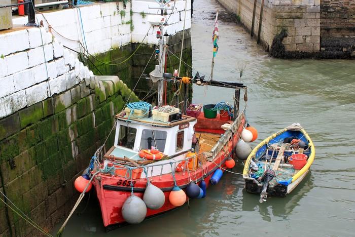 Cobh, Ireland, Fishing boats