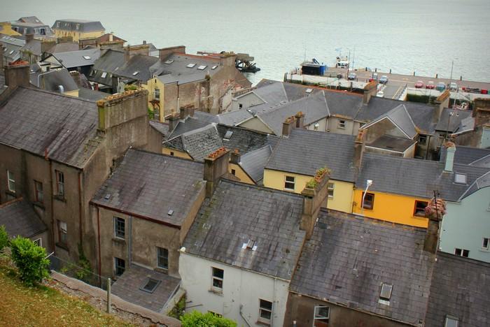 Cobh, County Cork, architecture