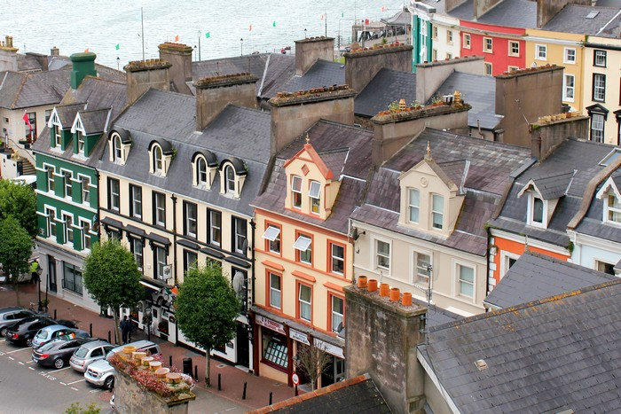 Cobh, County Cork, architecture