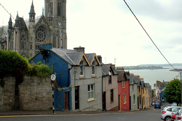 Cobh, County Cork, Deck of Cards, St Colmans Cathedral