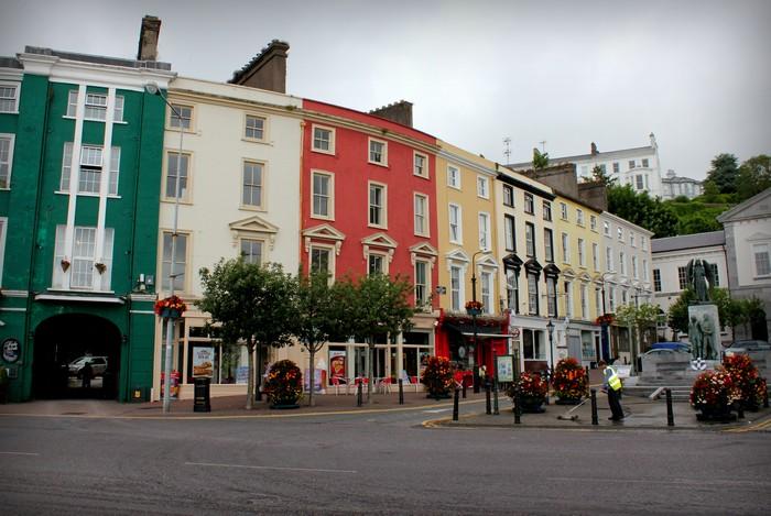 Cobh, County Cork, buildings