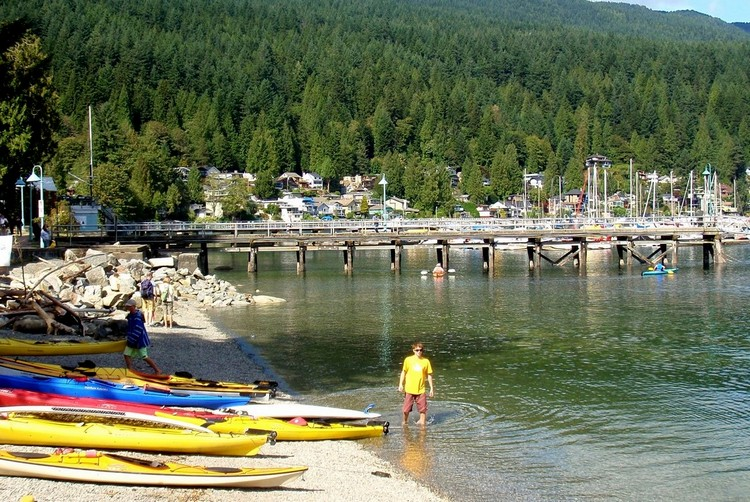 Deep Cove Kayaking, British Columbia