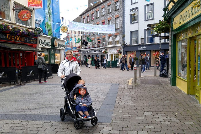 Galway City, Cliffs of Moher, Ireland road trip, Family travel