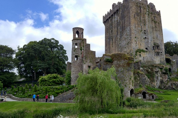Blarney Castle, Ireland road trip, Family travel