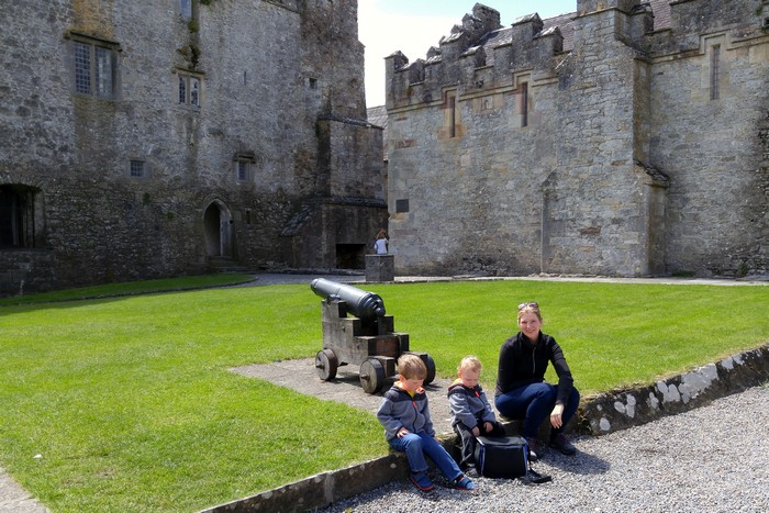 Ireland road trip itinerary for families