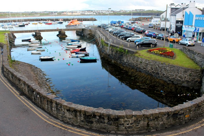 Portrush, Northern Ireland road trip, Family travel