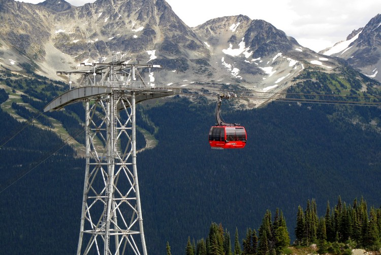 Best road trip from Vancouver, Whistler Mountain Tram Gondola