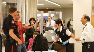 Help yourself to faster airport security this summer