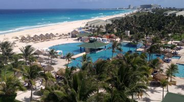Photos of the Iberostar Cancun Resort in Mexico