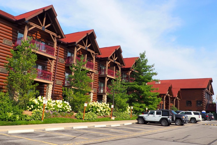 Great Wolf Lodge in Niagara Falls