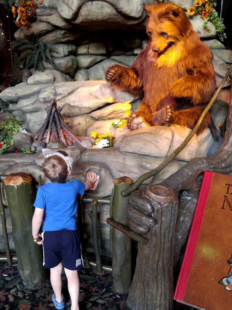 Great Wolf Lodge in Niagara Falls, Ontario, Canada