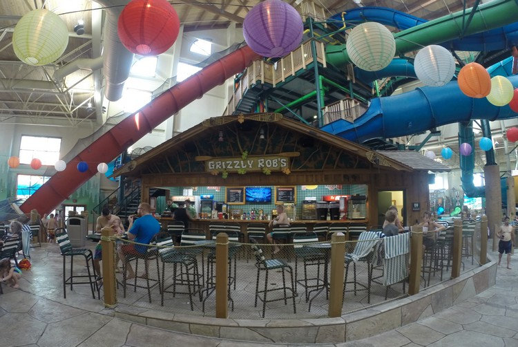 Great Wolf Lodge in Niagara Falls, Ontario